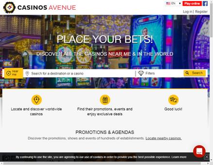 casinosavenue.com